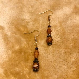 Artisan Stone Earrings